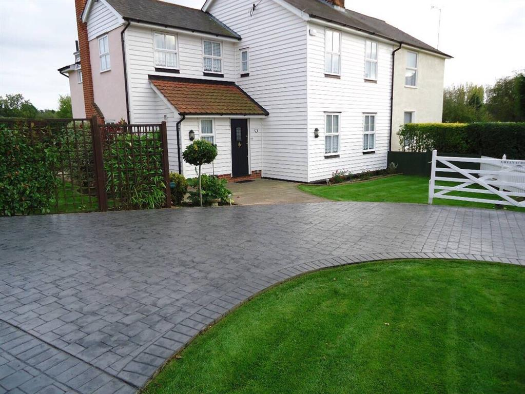 Imprinted Driveway in Wexford