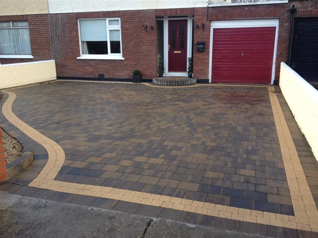 Block Paving in Wexford