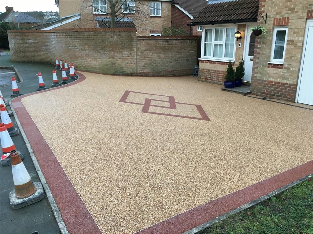 Resin Bond Driveways