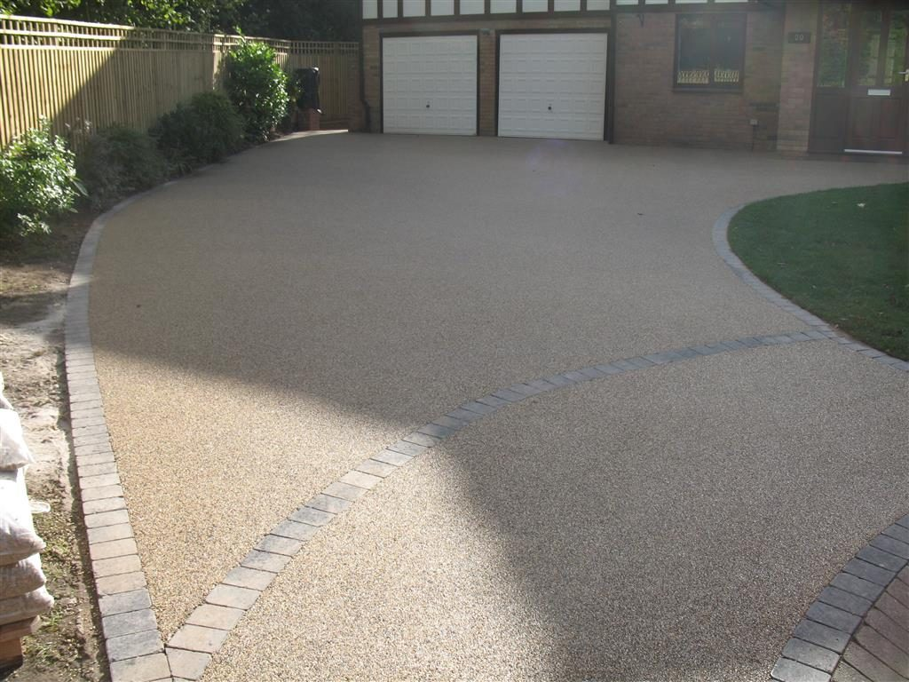 Resin Bound Specification Driveway Paving