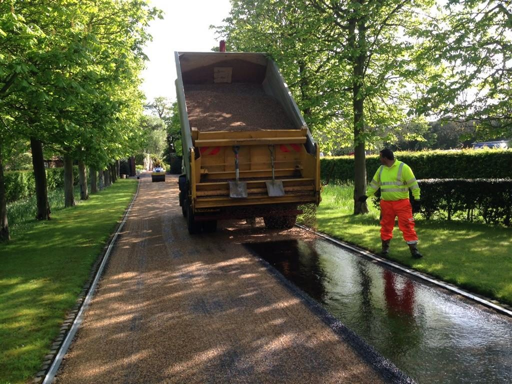 Tarmac and Chip Driveways Wexford